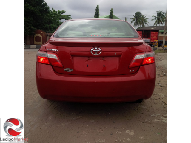 Clean Toyota Camry