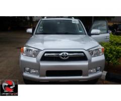 Toyota 4runner full option 2010
