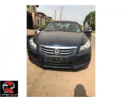 Barely Used Honda Accord 2012 with very low mileage for N1,800,000 neg