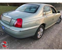 Barely used rover& neat Rover 75  for 920k neg