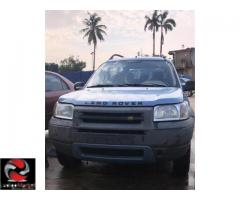 Barely used Foreign Land Rover for 1.4m Only..